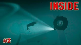 Inside прохождение БАТИСКАФ (2 серия)