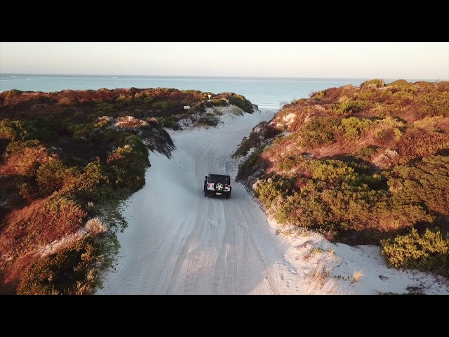 Australian 4WD Adventure Video from Jian yen