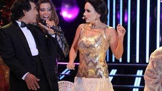 Érika Villalobos interpretó 'Juntos' de Paloma San Basilio