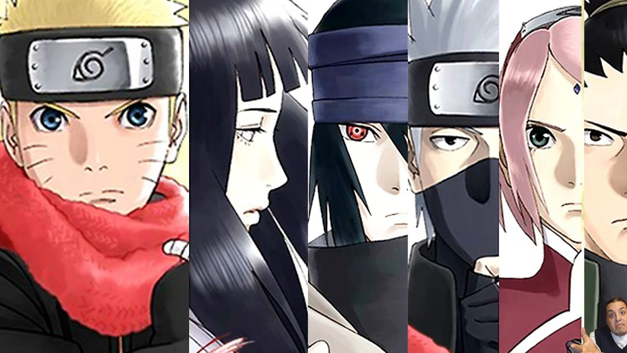 The Last Naruto The Movie: Future/Older Hinata + Sasuke