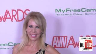 Erica Lauren At The 2017 AVN Awards Nomination Party At Avalon Nightclub In Hollywood