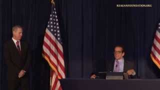A Reagan Forum with Dr. Charles Krauthammer — 11/2/13