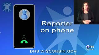 Wisconsin Department of Health Services COVID-19 Media Briefing