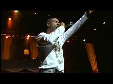 Twisted (HD Live Version) / Keith Sweat with Kut Klose