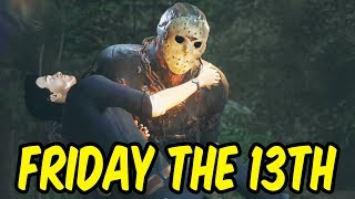 Teo returns to Friday the 13th with friends