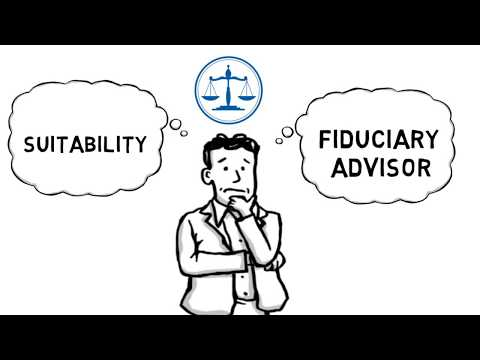 Broker vs Fiduciary