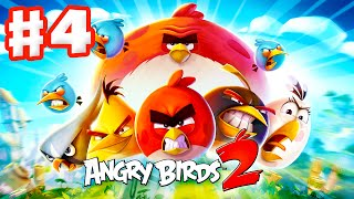 Angry Birds 2 - Gameplay Walkthrough Part 4 - Levels 31-35 3 Stars New Pork City iOS, Android