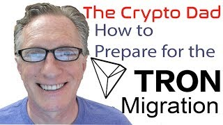 TRON (TRX) Migration How to Prepare for the Transition from ERC20 Tokens to Tron Main-net