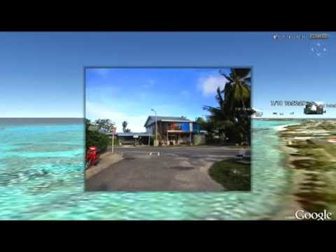 Tuvalu Mapping (Photo overlay)