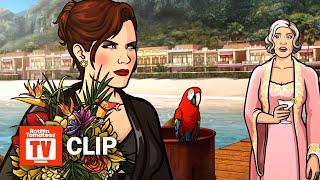 Archer: Danger Island S09E04 Clip | Coconut Butter | Rotten Tomatoes TV