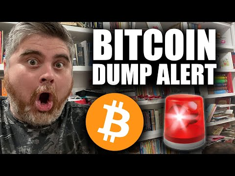 🚨 EMERGENCY 🚨 BITCOIN DUMPING RIGHT NOW! (Exact BTC Price Targets)