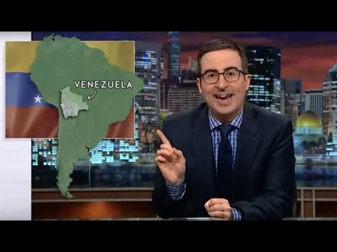 Last week Tonight - Lessons in geography (Nederlands ondertiteld)