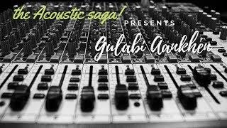 Gambar cover Gulabi Aankhen Jo Teri Dekhi | The Acoustic Saga | Mohammed Rafi | The Train 1970 Songs
