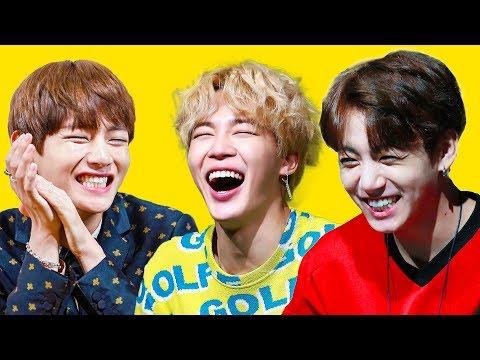 [BTS]  You Laugh = You Lose  Challenge
