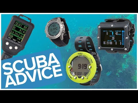 Choosing The Right Dive Computer