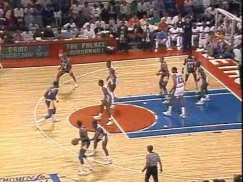 1989 NBA Finals: Lakers at Pistons, Gm 1 part 11/12