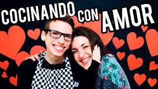 COCINANDO CON AMOR (segundo programa)