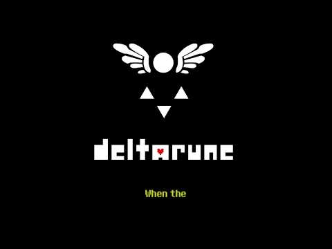 Don't Forget (Ft. Cami-Cat) - Deltarune Symphonic Vocal Epic Cover