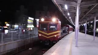 近鉄6200系U17 定期検査出場回送