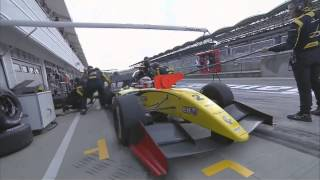 Hungaroring 2014 - Formula Renault 3.5 Series – Race 2