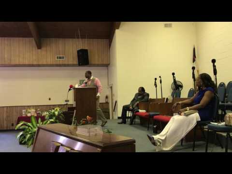 Pastor David Austin Redeemed By Grace Ministries
