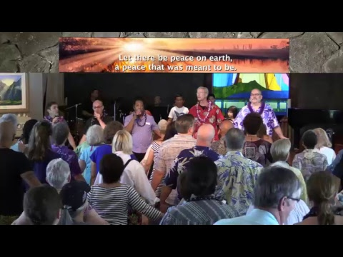 "Unity Church of Hawaii LIVE - ""Who Are You?"""