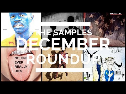 The Samples: December Roundup