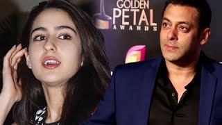 Salman Khan UPSET With Sara Ali Khan, Sara Ali Khan IGNORES Salman Khan