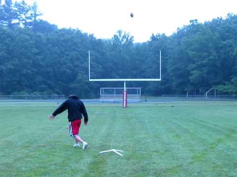 Kicking in the Rain