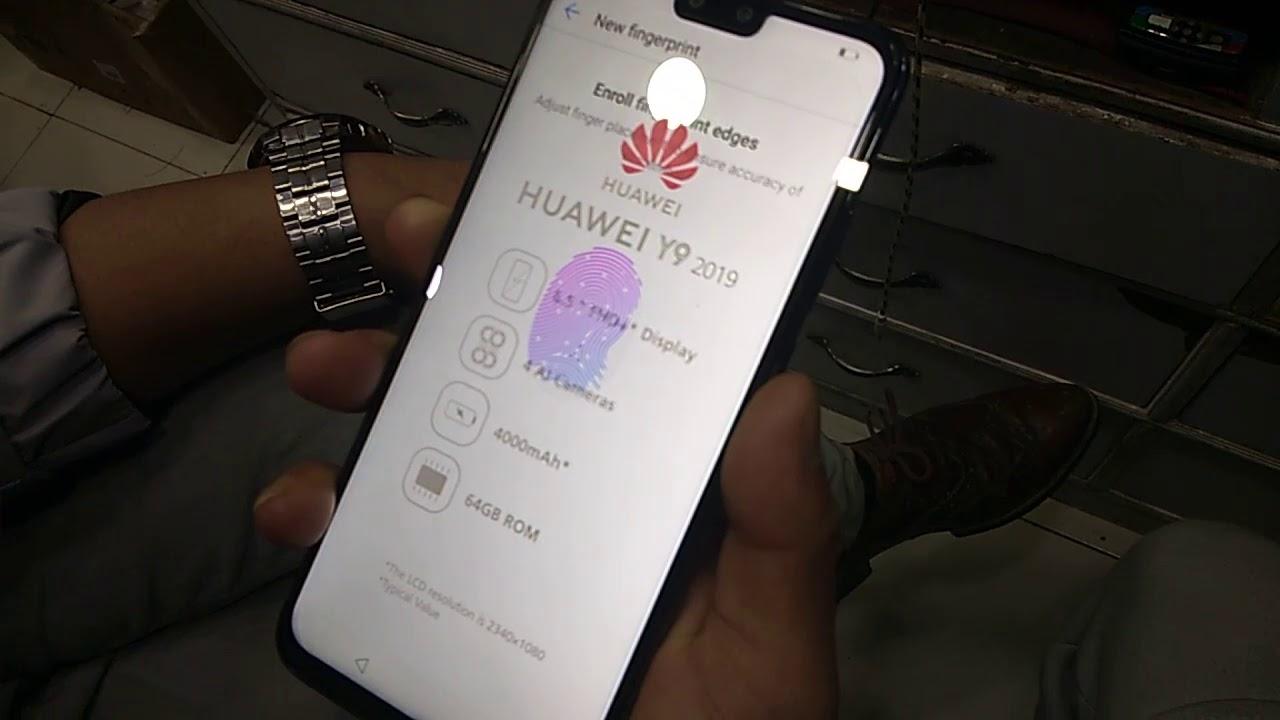 Huawei Y9 2019 (JKM-LX2) FRP Unlock