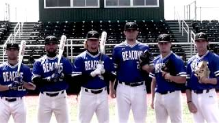 2018 UMass Boston Baseball Promo