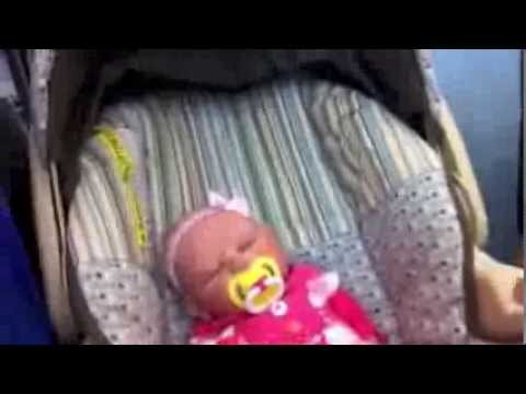 Day in the Life of Reborn Doll Arya 9/10/13 (Part 2)