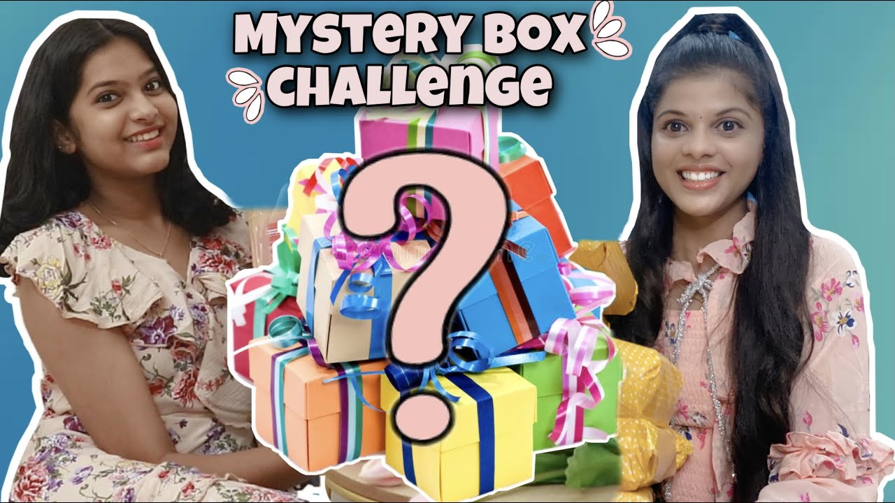 SWAPPING MYSTERY BOX📦 WITH  ft.@Sneholic💛 | Jenni's Hacks