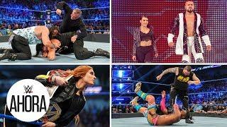 Lo que se viene en SmackDown LIVE: WWE Ahora, Abril 30, 2019