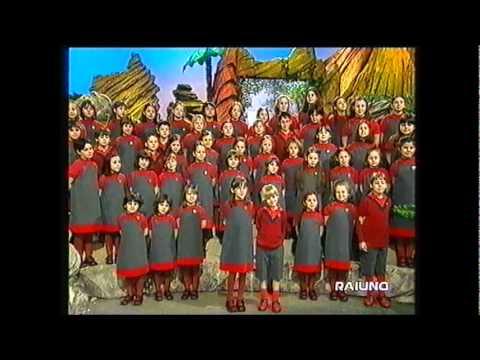 L`albero - Piccolo Coro dell`Antoniano - 2000
