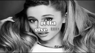 Problem - Ariana Grande (Karaoke Instrumental W/Background Vocals & Lyrics) ft. Iggy Azalea