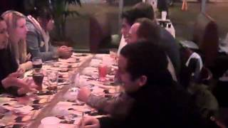 Maryanne hosts speed dating for Paramount Pictures and Perfect Match dot com 1