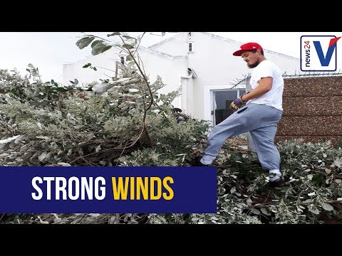 WATCH: Cape Storm Persists