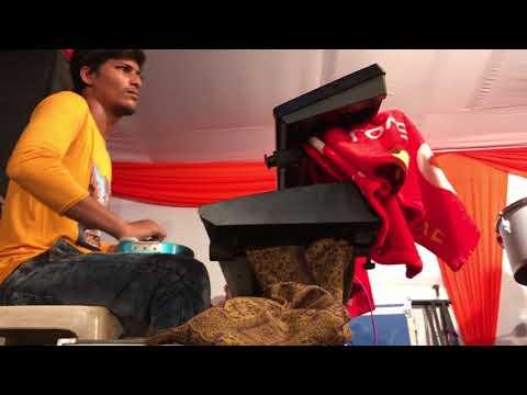 Lovely musical group day 4 Navratri at mhatrewadi 2017...