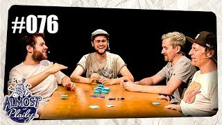 Cards against Humanity mit Florentin, Donnie, Krogi & Fabian Kr.   Almost Plaily #76