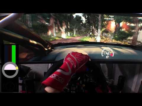 "WRC 8   Weekly Challenge   Australia Baker's Creek  2'49""265   Citroen C3 WRC + Car Setup"