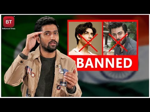 URI Movie Actor Vicky Kaushal Explains Why Pakistani Actors Are Banned In Bollywood