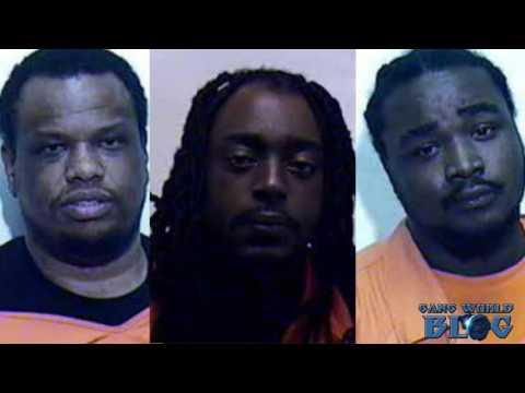 High Ranking Piru MOB Gang Members Arrested, Sheriffs Describe It As 'huge Dent' In Problem