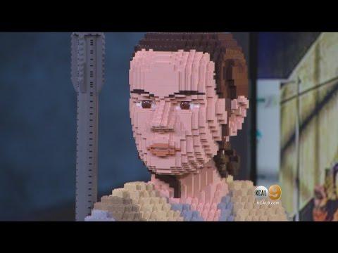 Legoland Expands Star Wars Exhibit