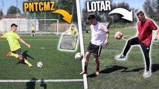 NAGRYWKI Z LOTAREM & TRENING Z YOUTUBERAMI | VLOG - GDfootball