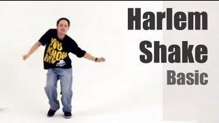 Harlem Shake (урок basic): обучающее видео хип-хоп (hip hop)