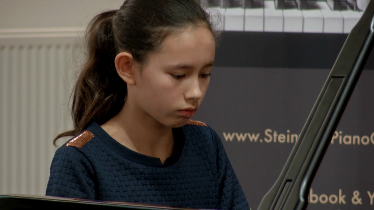 Steinway Piano Competition 2017