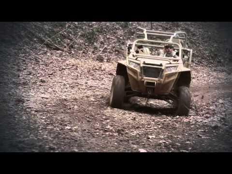 Military Systems Group RFSS + Polaris MRZR Promo Video