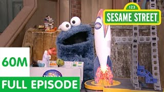 Cookie Monster Thinks the Moon is a Cookie | Sesame Street Full Episode