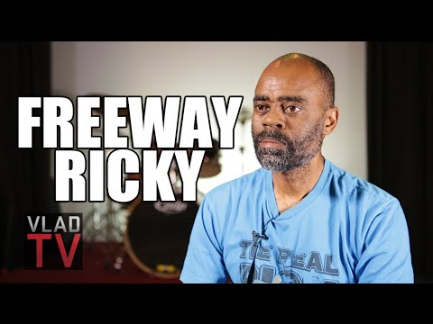 Freeway Ricky Says He Talked Harry-O Into Working with Suge Knight & Dr. Dre